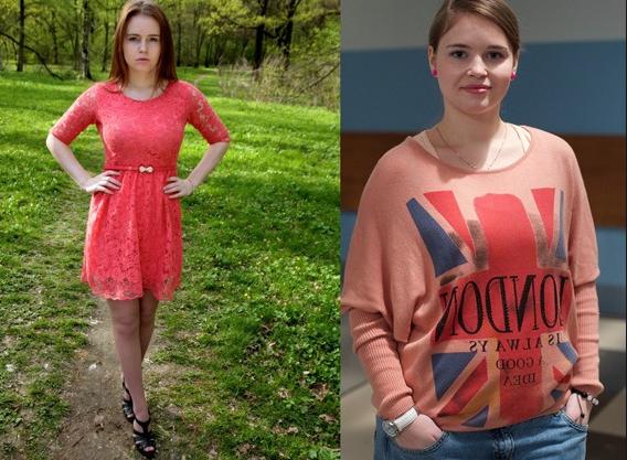 """Саша Мамаєва з """"Фізрука"""" схудла з жуйкою Diet Gum"""