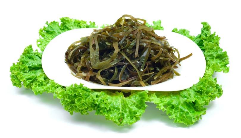 Морська капуста і її цілющі властивості