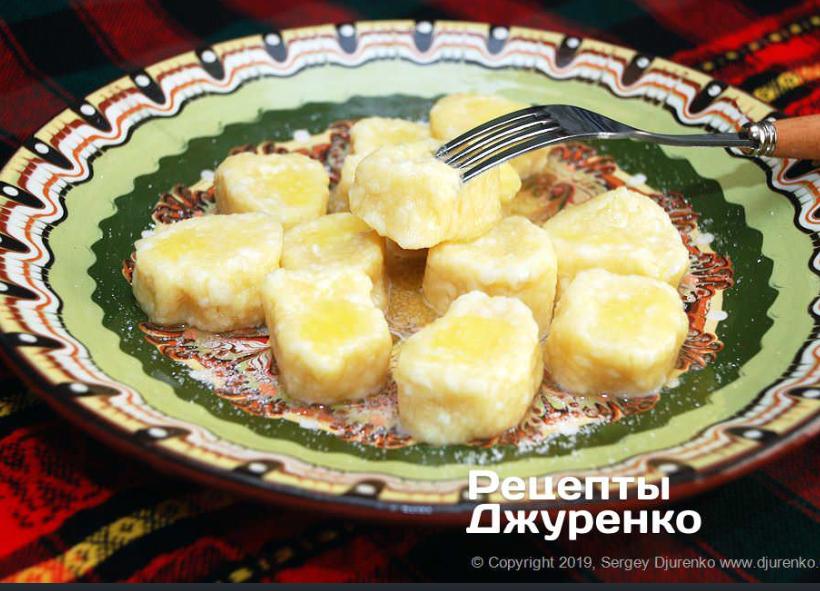 Вкусные ленивые вареники на завтрак