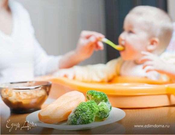 Руководство по кормлению ребёнка