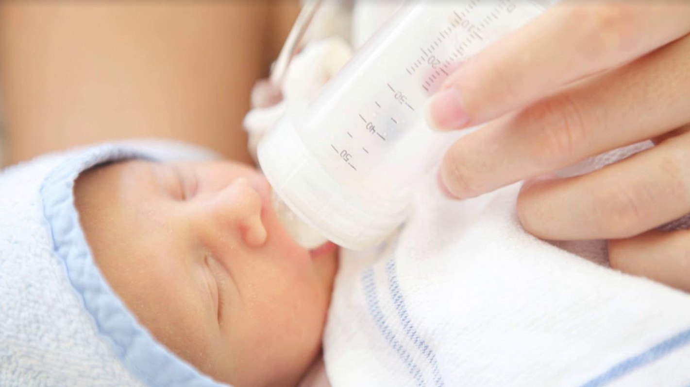 Як правильно розраховується харчування новонароджених