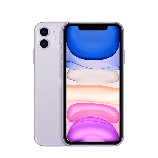iPhone 11 Purple – пример лучшего дизайна Apple