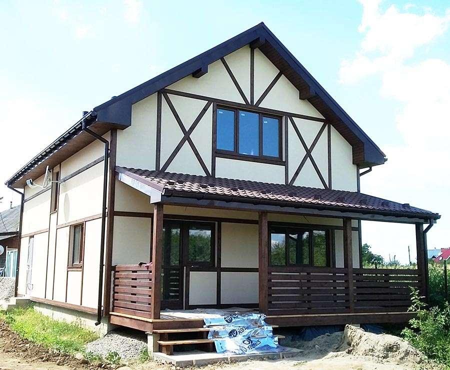 5 причин выбрать для строительства каркасные дома в Харькове