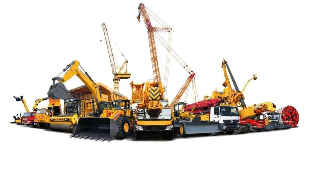 Использование дорожно-строительной техники