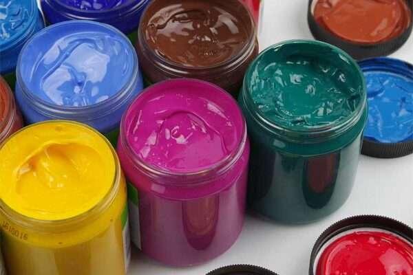 Выбираем акриловые краски для живописи